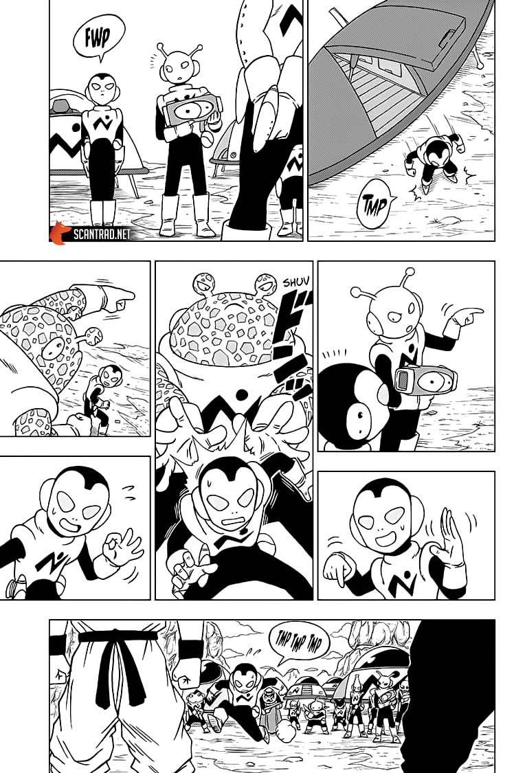 Lecture en ligne Dragon Ball Super 56 page 4