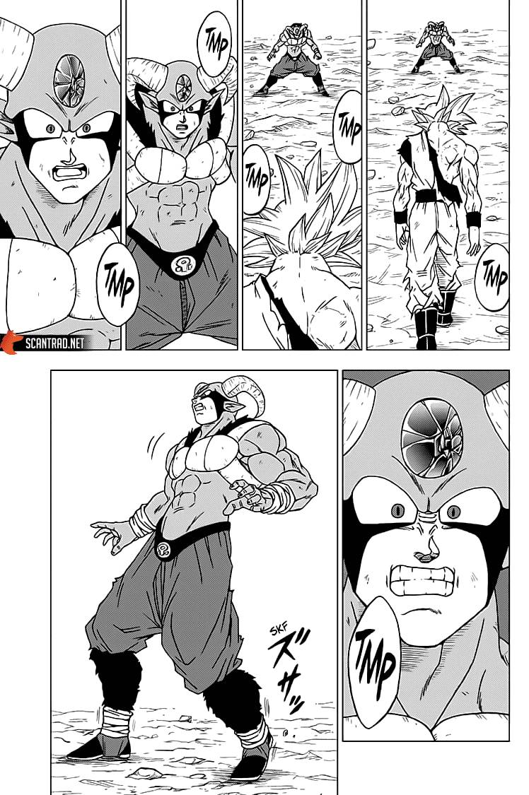 Lecture en ligne Dragon Ball Super 64 page 14