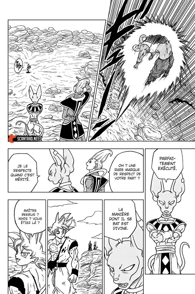 Lecture en ligne Dragon Ball Super 64 page 35