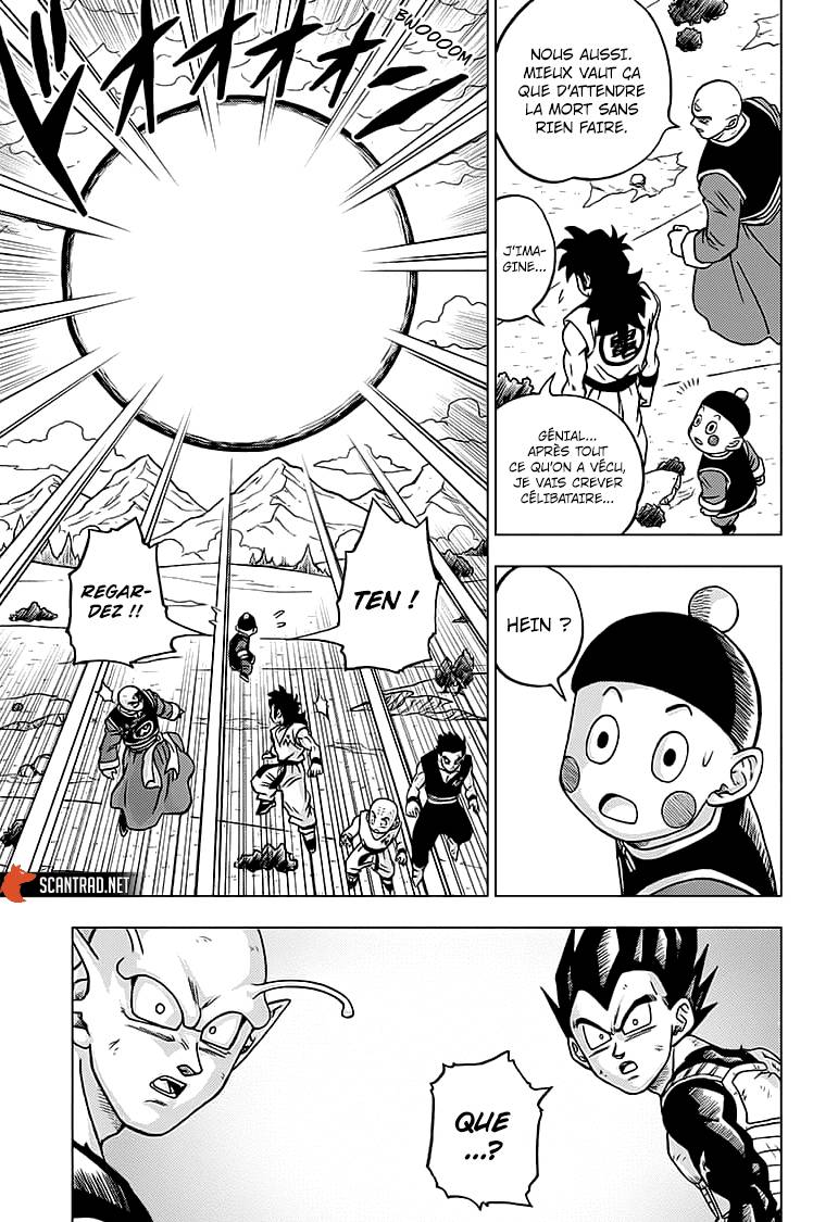 Lecture en ligne Dragon Ball Super 66 page 29